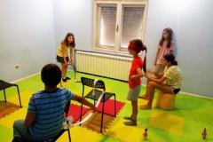 Igra krtice - Orjentacija u prostoru