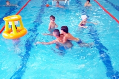 Košarka u vodi