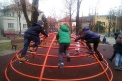 Igra u parku