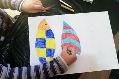 Likovna umetnost - tehnika uljani pastel